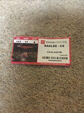 The Eagles 3/6/2020 Toyota Center Houston Texas