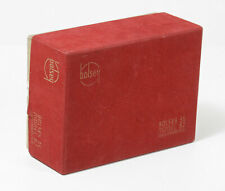 BOLSEY BOX FOR B2, RED FELT/41924