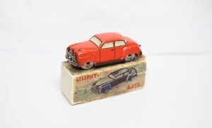 Mighty Midget US Zone Germany Car In Its Box - Vintage Original Model Rare