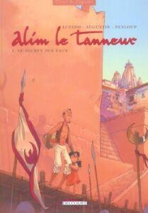 BD - ALIM LE TANNEUR, TOME 1 > LE SECRET DES EAUX / LUPANO, AUGUSTIN, DELCOURT