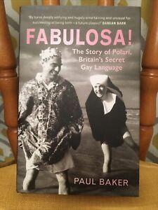 Fabulosa! by Paul Baker Hardback Book
