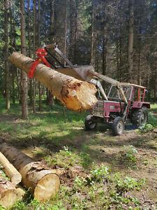 Holzzange Rückezange Öffnungs-schließautomatik Verladezange das Original⚡🔥⚡