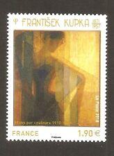 FRANCE 2018 Timbre N°5206 OEUVRE de FRATISEK KUPKA   NEUF ** LUXE MNH