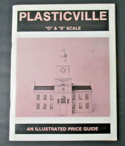 PLASTICVILLE An Illustrated Price O & S Scales 1981