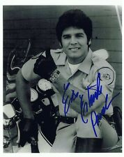 Erik Estrada Signed Autographed 8x10 Photo - w/COA - Ponch from Chips