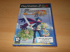 PS2 Phantom Brave, UK PAL , NUOVO Sony SIGILLATO in fabbrica
