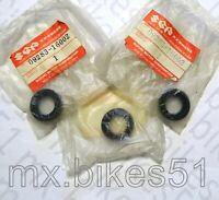 09283-16002-000  Lot de 3 joints spi 16X26X7 (oil seal) SUZUKI RG 250 / 500