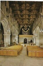 VINTAGE POSTCARD: ST DAVID'S CATHEDRAL - THE NAVE - PITKIN PICTORIALS DA3/75/75