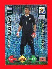 SOUTH AFRICA 2010 - Adrenalyn Panini - Card Goal Stopper - MUSLERA - URUGUAY
