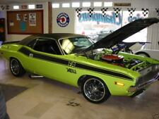 T/A Style Side stripe kit for 1970 Dodge Challenger fits other years