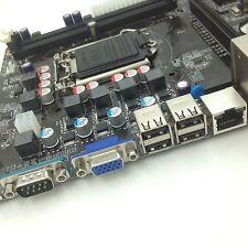 Intel H55 Micro ATX LGA 1156 Computer Motherboard Support LGA 1156/Socket H