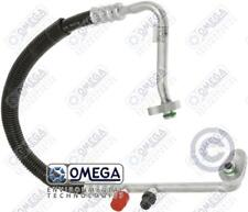 Omega A/C Discharge Hose Fits: Jeep Grand Cherokee 4.7L V8 (See Chart)