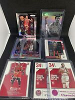 2018-19 Panini Prizm Chronicles Wendell Carter Jr RC Rookie Lot X8 Chicago Bulls