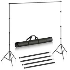 Neewer Studio Photo 6.5x10 feet Background Stand Support Kit with 4x Cross Bars