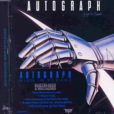 AUTOGRAPH - SIGN IN PLEASE - ROCK CANDY EDITION - CD