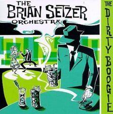 CDs de música rock 'n' roll brian setzer