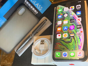 Apple iPhone XS MAX (64gb) Verizon Globally Unlocked (A1921) MiNT {iOS13}89%