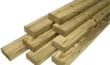 4x2 Sawn Treated C16 Kiln Dried Timber (47x100mm) 120m Deal - Free Delivery!!