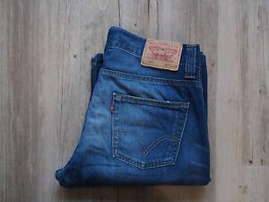 Levis 512 .0375 (4101) Bootcut Jeans W34 L34 LEICHTES MATERIAL GV512