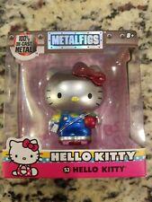 "2017 Metalfigs Hello Kitty ~ S3 (Blue Outfit) ~ Die-cast Metal 2"" Figurine~S3"