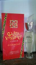 EXTRAVAGANCE D'AMARIGE EDT de Givenchy 30ml. VINTAGE