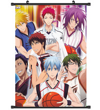 3623 Anime Kuroko no Basket Wall Poster Scroll cosplay