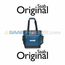 NEW GENUINE SAAB IGLOO COOLER TOTE BAG BLUE SAAB OWNER GIFT ACCESSORY