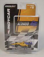 Greenlight 1:64 INDYCAR #66 FERNANDO  ALSONSO Diecast model car
