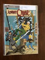 Jonny Quest Issue #2 MINT Comic Book July 1986 Comico Comics FREE bag/board