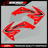 HONDA CR CRF 125 250 150 250 450 MOTOCROSS GRAPHICS MX DECALS OEM SHROUD