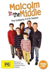 Malcolm In The Middle : Season 5 (DVD, 2013, 3-Disc Set)