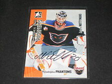 ANTERO NITTYMAKI STAR GENUINE CERTIFIED AUTHENTIC SIGNED AUTOGRAPHED HOCKEY CARD