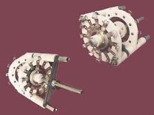 High voltage, ceramic, 2 wafer,make/break rotary switch