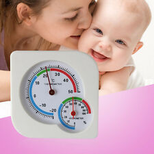 Digital LCD Indoor/Outdoor Thermometer Hygrometer Meter Temperature Humidity RW