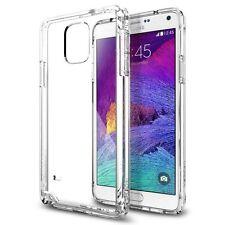 Funda de Gel TPU cristal transparente para Samsung Galaxy Note 4