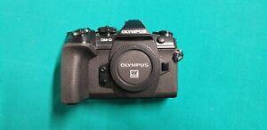 Olympus OM-D E-M1 Mark II 20.4 MP Digital Camera - Black (Body Only)