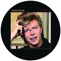 """David bowie RENDITION PICTURE DISC 12"""" vinyl lp ltd / 600 rare live tracks"""