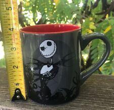 Nightmare Before Christmas Jack Skellington Coffee Mug New