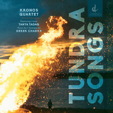 Tanya Tagaq / Kronos Quartet - Tundra Songs [New CD]