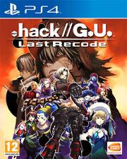 .Hack//G.U. Last Recode - PS4 - NUOVO SIGILLATO  [PS40684]