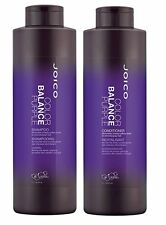 Joico Color Balance Purple Shampoo and Conditioner Duo 33.8