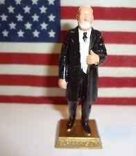 "PRESIDENT BENJAMIN HARRISON Vintage 1960s Marx Presidents 2.5"" Figure"