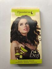 Macadamia Natural Oil Luxe Trial Pack Shampoo Masque & Healing Oil Treatment