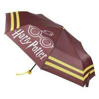 Paraguas Plegable Harry Potter producto oficial con licencia