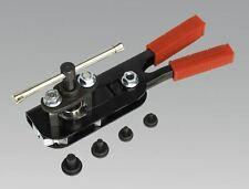 Kit de herramienta para ensanchar tubos de freno Sealey