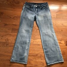 Seven7 Size 8 Flare Jeans