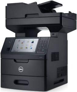 Dell B5465dnf MultiFunction 120V Duplex Laser Monochrome Printer WDR5T
