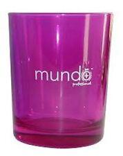 MUNDO  NEW Instrument / tool glass disinfection jar *Pink* *FREE POSTAGE*