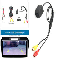 Super Definition Car Back up Camera Wide Angle Universal Starlight Night Vision