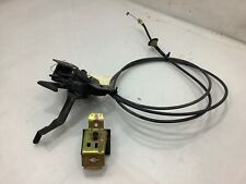 1997-2003 Ford F150 Expedition Hood Latch Release Cable Handle Set Kit All OEM .